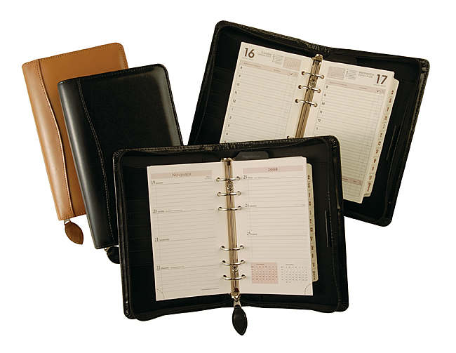 Weekly Planners, Calendars and planner covers.